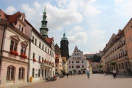 Pirna, Marktplatz