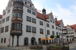 Torgau, Rathaus