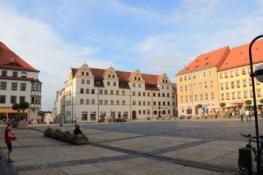 Torgau, Marktplatz