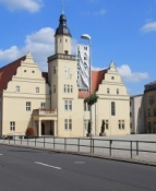 Coswig, Rathaus