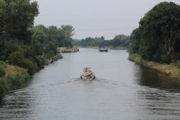 Elbe-Havel-Kanal bei Burg