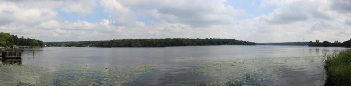 Potsdam, am Sacrow-Paretzer-Kanal