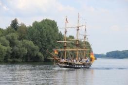 An der Havel bei Sacrow