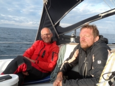 Afslapning om bord på Volare/Relaxing on board Volare