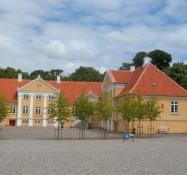 Herregården Broløkke ved Magleby/The manor of Broloekke near Magleby