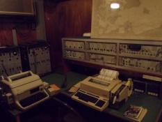 Kommunikationsmidler fra den kolde krigs tid/Means of communication from the cold war