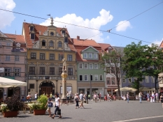 Picture  from 9. Etappe: Gotha - Weimar