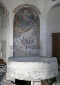 Riva San Vitale, Battistero di San Giovanni (Taufbecken)