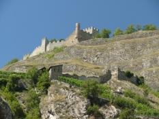 Sion, Château de Tourbillon