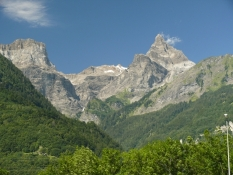 vom Rhonetal bei Martigny