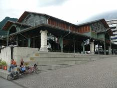Montreux, Markthalle