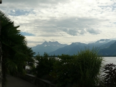 Genfersee bei Montreux