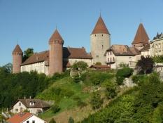 Estavayer-le-Lac, Château de Chenaux