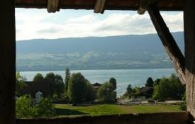 Neuenburgersee von Estavayer-le-Lac