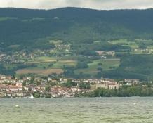 Neuenburgersee, Grandson und Château de Grandson