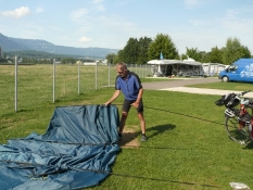 Solothurn, TCS Camping