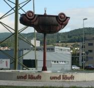 Buchs-Dällikon, Kreisel Furtbachstrasse