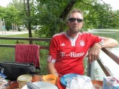 Korrekt påklædning til en dag i München/Suitably attired for a day in Munich