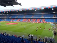 Skt. Jakob Park, FC Basels hjemmebane/St. Jakobʹs Park, the home ground of FC Basel