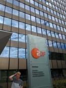 Et besøg ved ZDF i Mainz/A visit at the Second German Televison Channel, ZDF