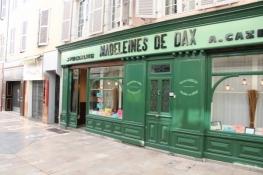Dax, Maison Gazelle, Stammahus der berühmten Madeleines