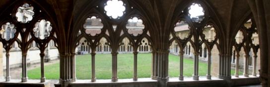 Bayonne, Kreuzgang der Kathedrale