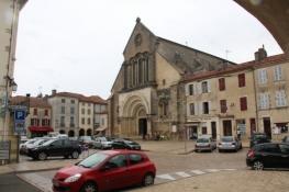 Saint Server, ehemalige Abteikirche