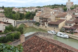 Nérac, Pont-vieux