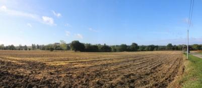 Landschaft bei Chichotte
