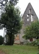 Bergès, Kirche Saint-Vincent