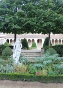 Marmande, ehemaliger Klostergarten