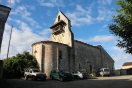 Bagas, Kirche Notre-Dame