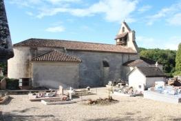 Saint-Martin-du-Puy, Kirche Saint-Martin