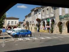 Place de Sauveterre-de-Guyenne