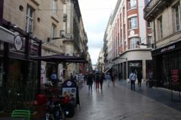 Bordeaux, Fussgängerzone