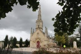 Saint-Vincent-de-Paul, Kirche