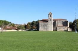 Baignes, ehemalige Abteikirche