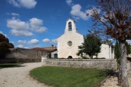 Mosnac, église Saint-Symphorien