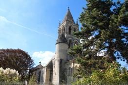 Trois-Palis, église Notre-Dame