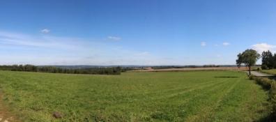 Landschaft bei Montbron
