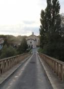 Vienne-Brücke nach Ansac