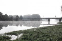 Die Vienne bei Availles-Limouzine