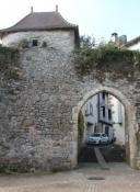 Availles-Limouzine, Stadttor am der Vienne