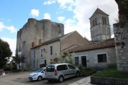 Chauvigny, Château de Gouzon