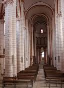 Chauvigny, Stiftskirche Saint-Pierre