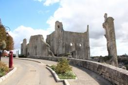 Chauvigny, Château Baronnial