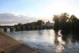 Châtellerault, le pont Henri-IV