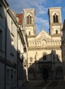 Châtellerault, église Saint-Jacques