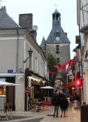 Amboise, Uhrenturm