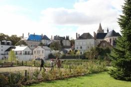 Meung-sur-Loire mit château und collégiale